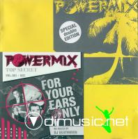 Various - Powermix Vol. 001 + 002