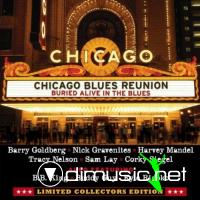 Chicago Blues Reunion - Buried Alive in the Blues (2008)