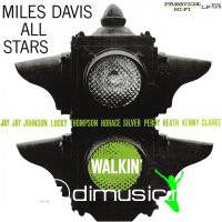 Miles Davis - The Miles Davis All Stars: Walkin' [RVG Remastered] (1991)