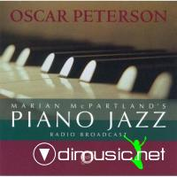 Oscar Peterson - Marian McPartland's Piano Jazz (2002)