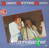 Bobby Setter Band - Fats Domino Medley 1 & 2 - Single 12'' - 1985
