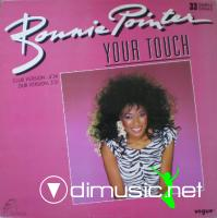 Bonnie Pointer - Your Touch - Singles 12'' - 1984