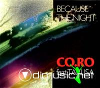 CO.RO. feat. Tarlisa - Because The Night (CDM-1992-FLAC)