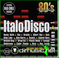 Italo Disco Volume 1 (Maxi-Single Versions) {Wav}