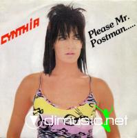 Cynthia - Please Mr. Postman-He's Magic (Vinyl, 12'') 1987