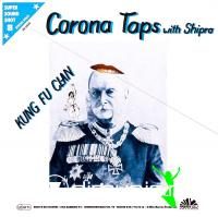 Corona Taps With Shipra - Kung Fu Clan (Vinyl, 12'') 1986