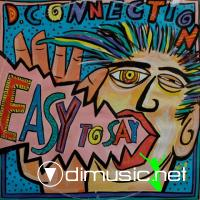 D. Connection - Easy To Say (Vinyl, 12'') 1987