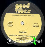 Boeing - Dance On The Beat - Single 12'' - 1982