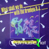 The Radio Pirates - What Shall We Do With The Drunken D.J. (12