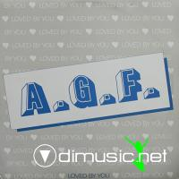 A.G.F. - Loved By You (Vinyl, 12) (1984)