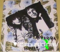Patrol - Invisible - Single 12'' - 1987