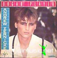 Andrew Zernicke - Organ Player - Single 12'' - 1985