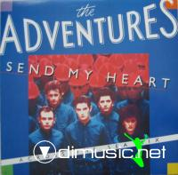 The Adventures - Send My Heart - Single 7'' - 1985