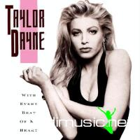 Taylor Dayne - With Every Beat Of My Heart - Single 12'' - 1989
