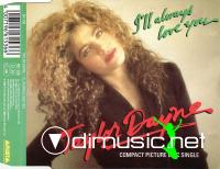 Taylor Dayne - I'll Always Love You - Single 12'' - 1988