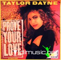 Taylor Dayne - Prove Your Love - Single 12'' - 1988