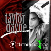 Taylor Dayne - Up All Night (Remixes) - Single 12'' - 1991