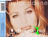 Taylor Dayne - Say A Prayer - Maxi - 1995