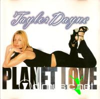 Taylor Dayne - Planet Love - Maxi - 2000