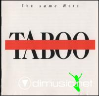 TABOO - The same Word (1988)