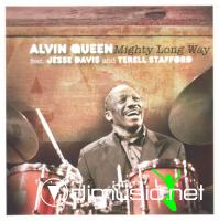Alvin Queen - Mighty Long Way (feat. Jesse Davis and Terell Stafford) (2009)