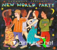 VA - Putumayo Presents - New World Party (1999)
