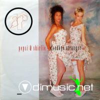 Pepsi & Shirlie - Goodbye Stranger - Single 12'' - 1987