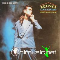 King - Love & Pride (Body & Soul Mix) (Vinyl, 12'') 1984