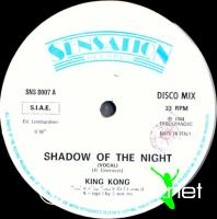 King Kong - Shadow Of The Night (Vinyl, 12'') 1984