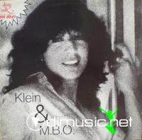 Klein & M.B.O. - Dirty Talk (Vinyl, 12) 1982