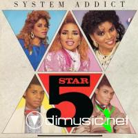 5 Star - System Addict (CD Single) 1984 Five Star