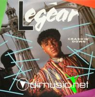 Legear - Crashin' Down (Vinyl, 12'') 1985