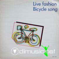Live Fashion - Bicycle Song (Vinyl, 12'') 1984