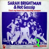 Sarah Brightman And Hot Gossip - (I Lost My Heart To A) Starship Trooper - Single 12'' - 1979