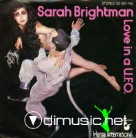 Sarah Brightman - Love In A U.F.O. - Single 7'' - 1979