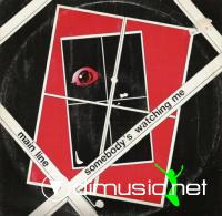 Main Line - Somebody's Watching Me (Vinyl, 12'') 1984