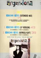 Mario Argandona - Brown Eyes (Vinyl, 12'') 1987