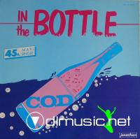 C.O.D - In The Bottle - Single 12'' - 1984