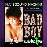 Miami Sound Machine - Bad Boy (Vinyl, 12'') 1985