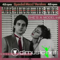 Michael Heart - She's A Model (Vinyl, 12'') 1984