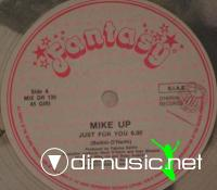 Mike Up - Just For You (Vinyl, 12'') 1987
