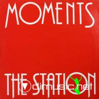 Moments - The Station (Vinyl, 12'') 1984