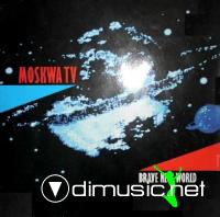 Moskwa TV - Brave New World (Vinyl, 12'') 1987