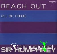 Sir Humphrey - Reach Out (I'll Be There) - Single 12'' - 1988