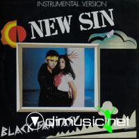 New Sin - Black Fantasy (Vinyl, 12'') 1985