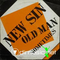 New Sin - Old Man / Sometimes (Vinyl, 12'') 1984