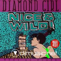 Nice & Wild - Diamond Girl (Vinyl, 12'') 1986