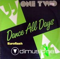 One, Two - Dance All Day (Vinyl, 12'') 1984