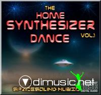 The Home Of Synthesizer Dance Vol. 1 - Vol. 43 (43 Volume spacial sound)