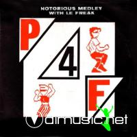 P4F - Notorious Medley With Le Freak (Vinyl, 12'') 1987